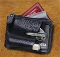 Mission Wallet V3 - Leather RFID Blocking