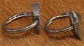Titanium Pocket Bit in Hex Shape