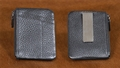 Mission Leather  Wallet Black With Clip