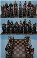 American Independendance Chess set