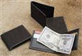 *New* Shark-Brown Money Clip wallet