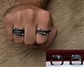 Guy Beard Mariner Rings