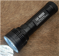 EA8 Caveman Explorer Flashlight Black 900