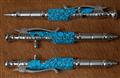 Bolt Action  Pen Turquoise